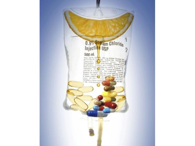 IV infuzije